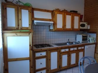 Les Orres, Chalet Le Pelve : appartement le Blanchon_5